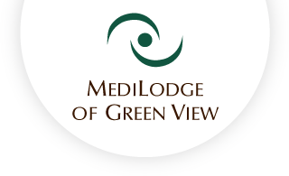 Medilodge of greenview web logo